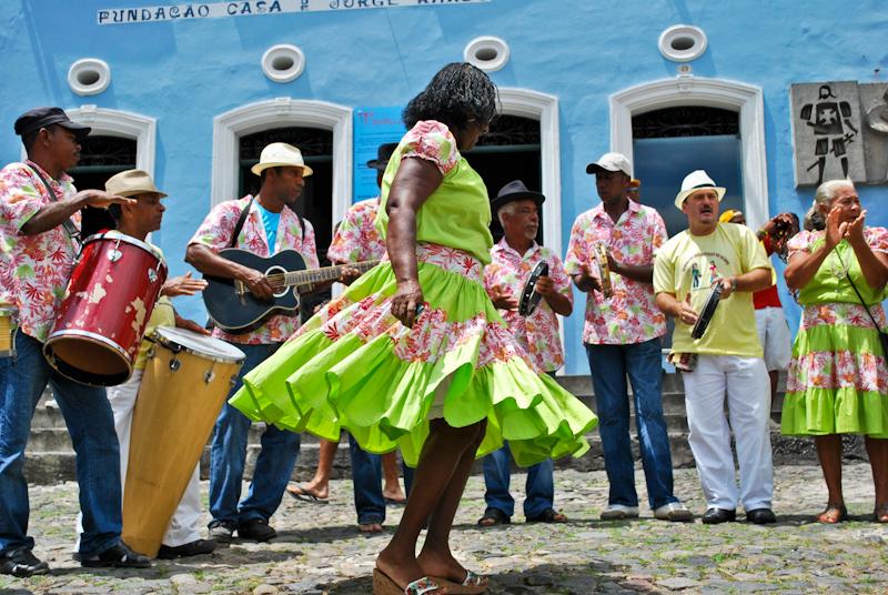 Acupe de Santo Amaro em Salvador
